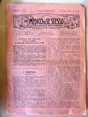 IL MEDICO DI SE STESSO, Rivista Mensile