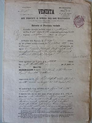 """Documento """"Provincia di Lucca - VENDITA BENI"""