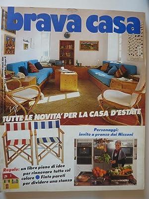 BRAVA CASA Anno XI Maggio 1984 -