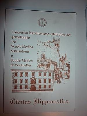 CONGRESSO ITALO - FRANCESE CELEBRATIVO DEL GEMELLAGGIO: AA.VV.