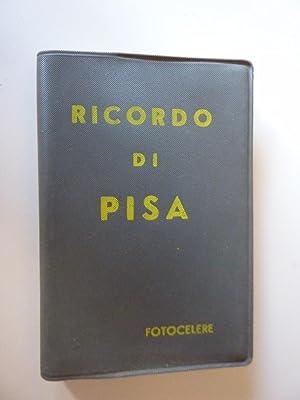 """RICORDO DI PISA Fotocelere"""""""