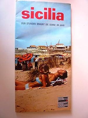 SICILIA - Regione Siciliana. Assessorato al Turismo: AA.VV.