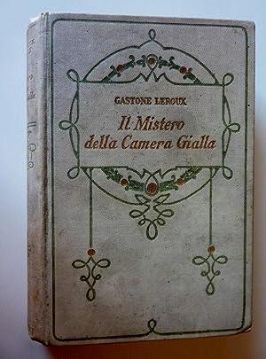 """IL MISTERO DELLA CAMERA GIALLA"""": Gastone Leroux"""