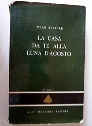 LA CASA DEL TE' ALLA LUNA D'AGOSTO: Vern Sneider