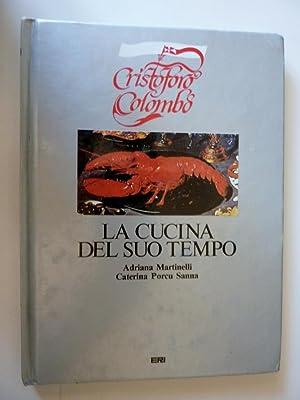 """CRISTOFORO COLOMBO LA CUCINA DEL SUO TEMPO - STANDA"""": Adriana Martinelli - Caterina Porcu ..."""