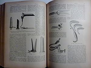 DIZIONARIO PRATICO ILLUSTRATO DELLE SCIENZE MEDICHE Contenente le seguenti Materie: Anatomia ed ...