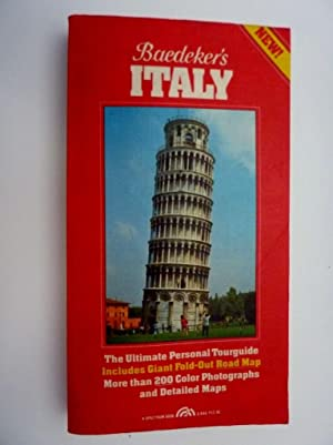 BAEDEKER'S ITALY - The Ultimate Personal Tourguide: AA.VV.