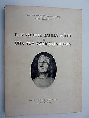 IL MARCHESE BASILIO PUOTI ED UNA SUA: Luigi Athos Sottile