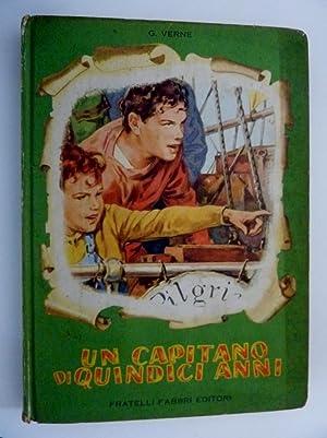 Collana I CAPOLAVORI Collezione per Ragazzi, XVIII: Jules Verne