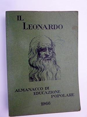 """IL LEONARDO Almanacco di Educazione Popolare 1966"""": AA.VV."""
