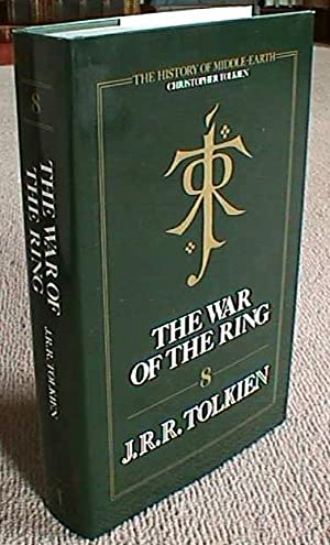 The History of Middle Earth: The War: Tolkien, J.R.R.