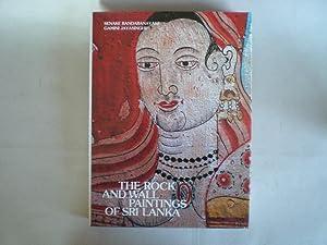 The Rock and Wall Paintings of Sri: Bandaranayake, S. &