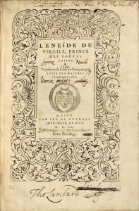 L'Eneïde de Virgile, Prince des poëtes latins,: VIRGILE