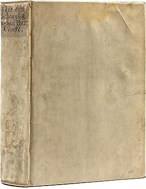 Theatrum machinarum novum, Dast ist : Neu-vermehrter: BOECKLER, George André.