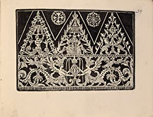 Corona delle nobili et virtuose donne. Libro: Vecellio, Cesare.