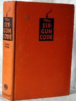 Six Gun Code: Yore,Clem