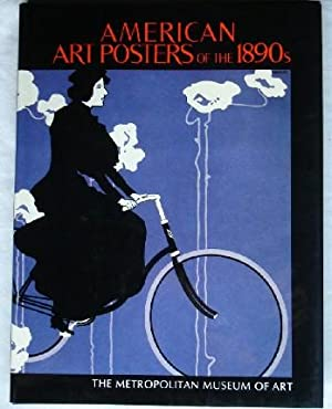 American Art Posters of the 1890's: Kiehl, David