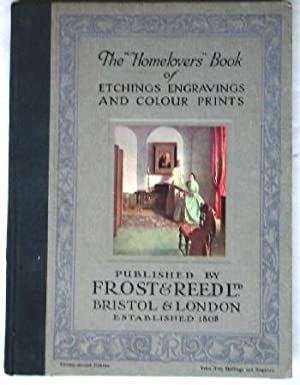 The Homelovers Book of Etchings Engravings and
