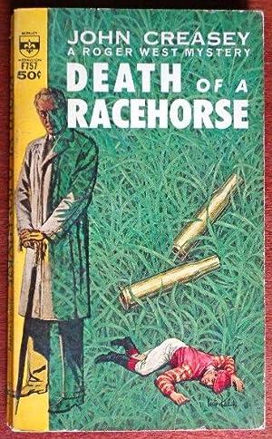 Death of A Racehorse: Creasy, John