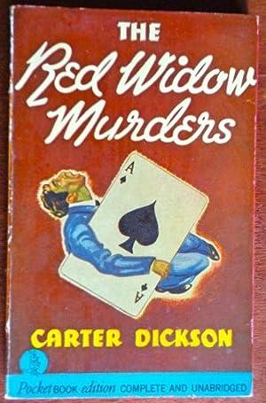 Red Widow Murders: Dickson, Carter