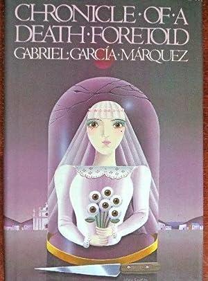 Chronicle of a Death Foretold: Marquez, Gabriel Garcia