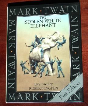 The Stolen White Elephant: Twain, Mark