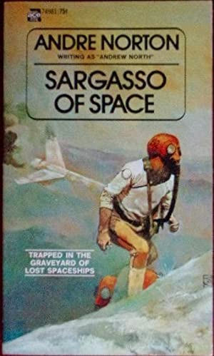 Sargasso of Space: Andrew North (Andre