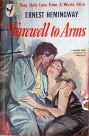 symbolism of rain in ernest hemingways a farewell to arms A farewell to arms natural symbolism, death, and language jn smith ernest hemingway's novel a farewell to arms (1929.