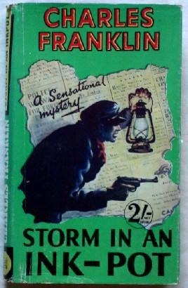 Storm in the Ink-Pot: Franklin, Charles