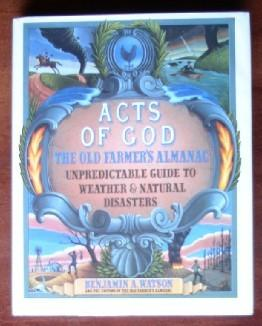 Act of God: The Old Farmer's Almanac: Watson, Benjamin