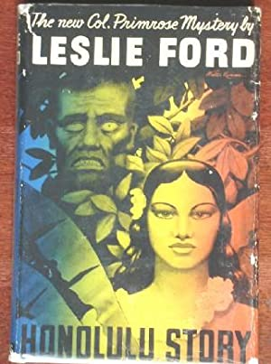 Honolulu Story: Ford, Leslie