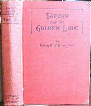 Tarzan & the Golden Lion: Burroughs, Edgar Rice