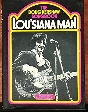 Louisiana Man: The Doug Kershaw Songbook: Kershaw, Doug