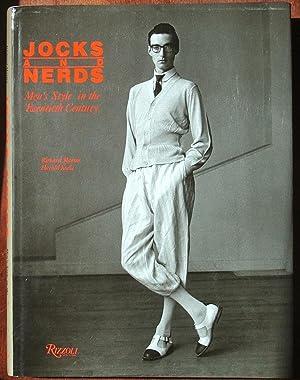 Jocks and Nerds: Men's Style in the: Martin, Richard &