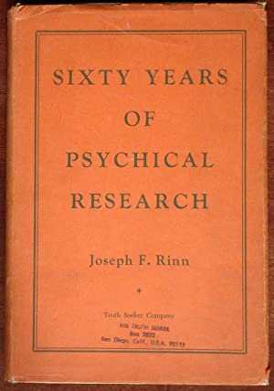 Sixty Years of Psychical Research: Rinn, Joseph
