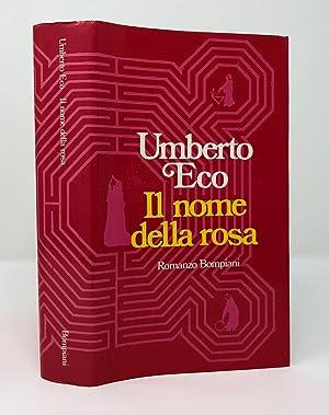 Il nome della rosa: Umberto Eco