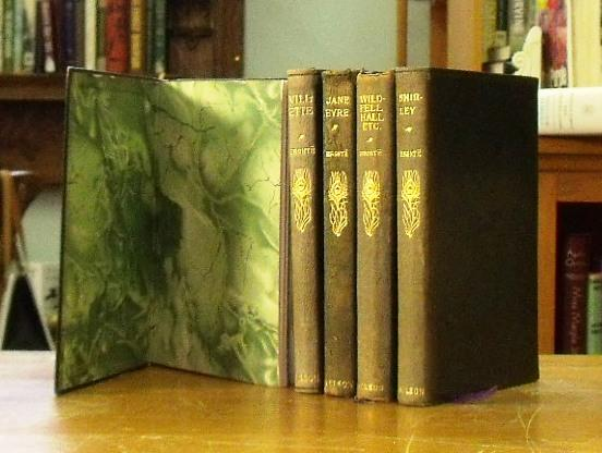 Jane Eyre, Shirley, Vilette, Wuthering Heights, Agnes Grey & Poems, The Tenant Of Wildfell Hall...