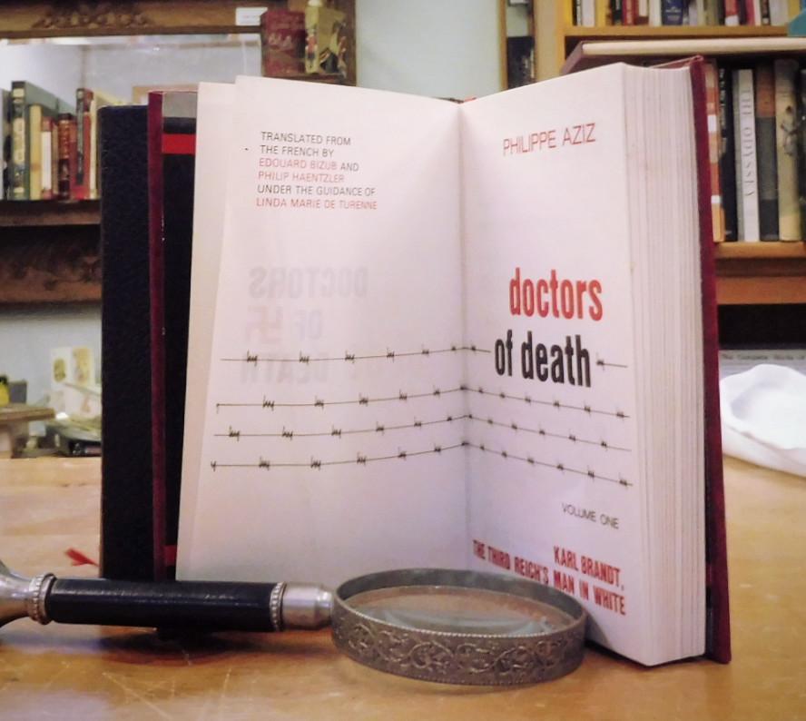 Doctors of Death Complete 4 Volume Set