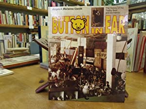 Button In Ear The History of the Teddy Bear and His Friends