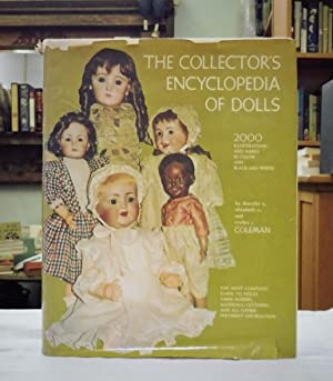 The Collector's Encyclopedia Of Dolls (Authors' letters and Photo)