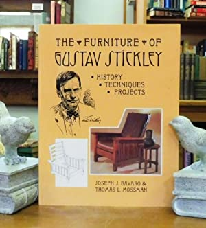 The Furniture of Gustav Stickley. History. Techniques. Projects