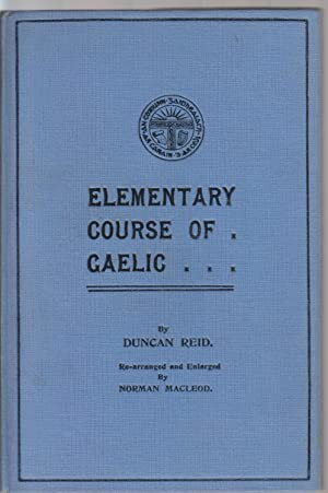 Elementary Course of Gaelic