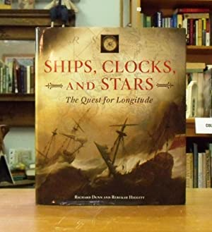 Ships, Clocks And Stars; The Quest for Longitude