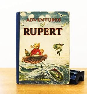 Rupert Annual 1950 - Adventures Of Rupert: The Daily Express