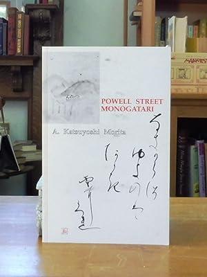 Powell Street Monogatari: Morita, Katsuyoshi