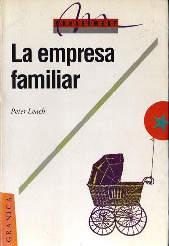 La Empresa Familiar - Peter Leach