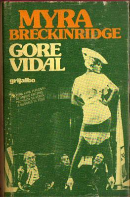 Myra Breckinridge: Gore Vidal