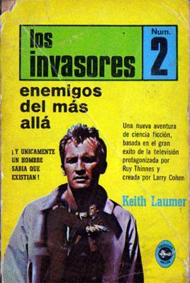 Enemigos del más allá (Los Invasores Nº 2): Laumer, Keith