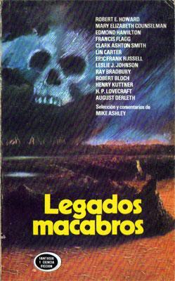 Legados Macabros: Mike Ashley (Selección y comentarios)