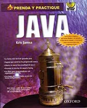 Aprenda Y Practique Java (con Cd Rom): Kris Jamsa